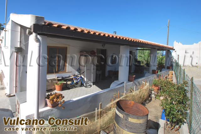 Vendesi casa San Nicola Lipari