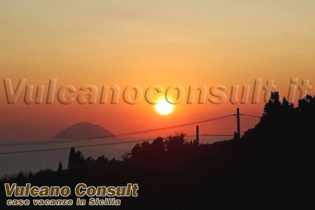 Casa al tramonto Lipari