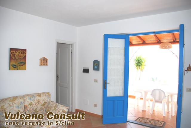 vendesi villa Cappero Lipari