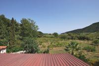 Vista mare dal tetto