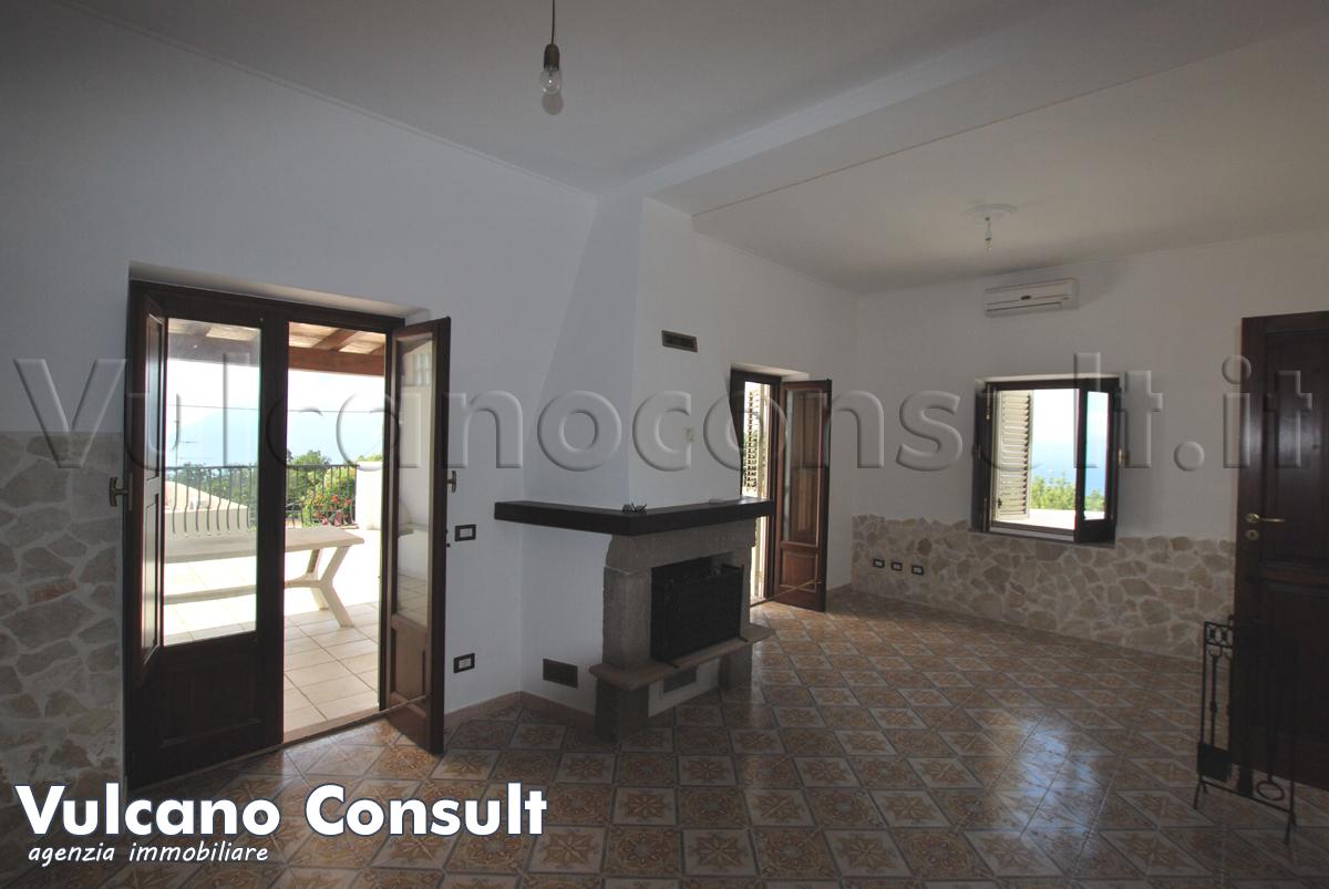 Casa vista mare Quattropani Lipari