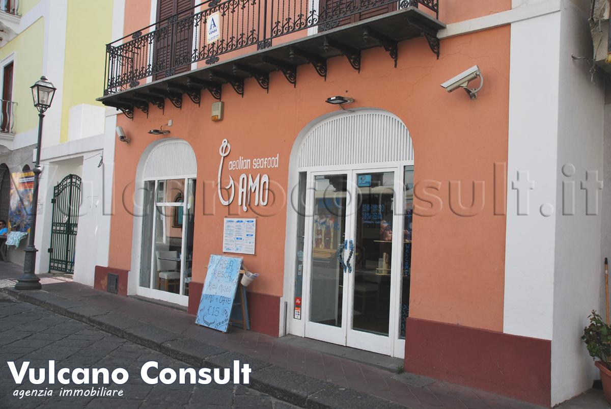 Proprieta commerciale e residenziale Lipari