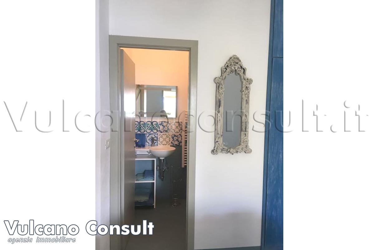 Villa sul mare Capistello Lipari