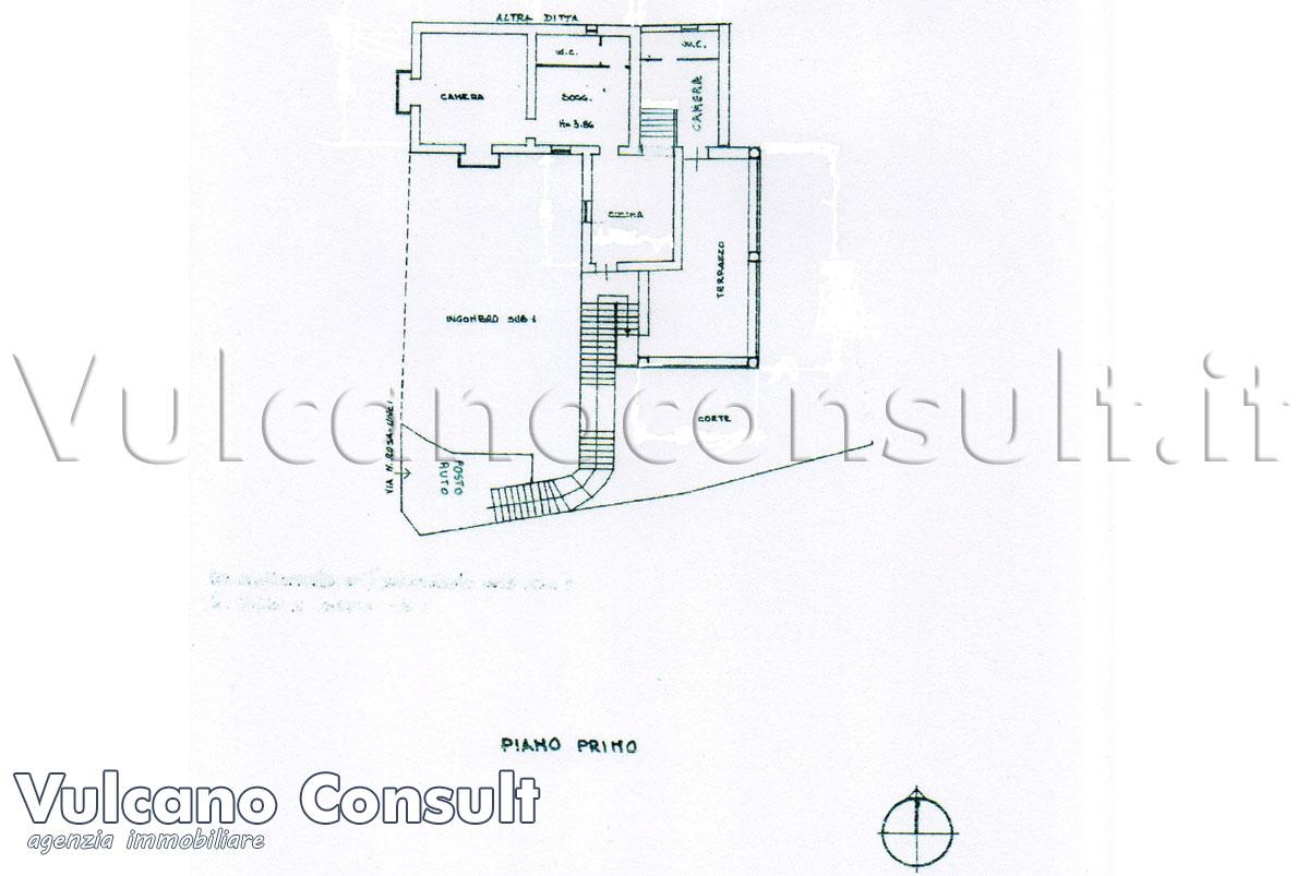Casa Monte Rosa Lipari