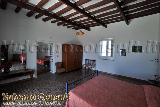 Casa padronale con vigneto Lipari Pianoconte