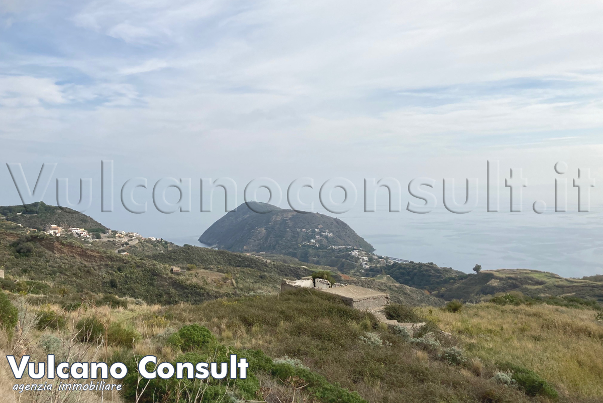 Fabbricato panoramico Lipari