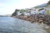 vista dal mare