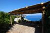 terrazzo / accesso al mare