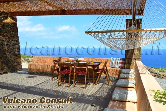 Dammuso kania Pantelleria