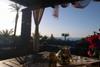 Terrazza  panoramica vista mare