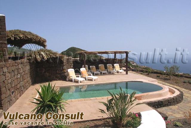 Dammuso new 927 pantelleria con piscina 2 persons id927 - Quanto costa una casa a pantelleria ...