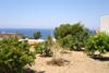 giardino / vista mare