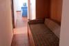 corridoio camere / divano letto singolo