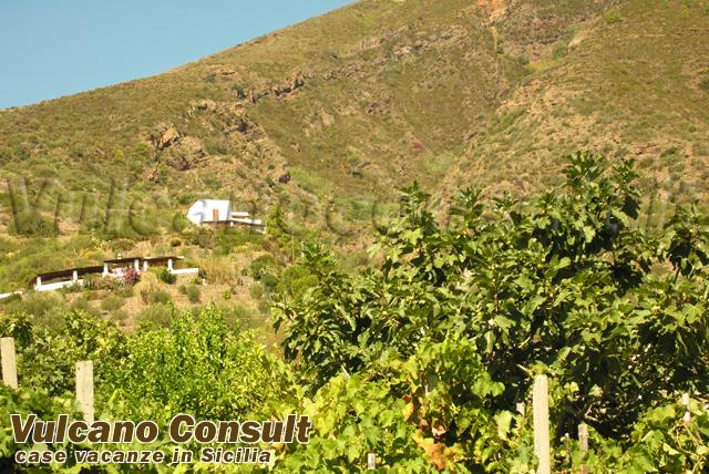 Villa bellavista bassa Salina