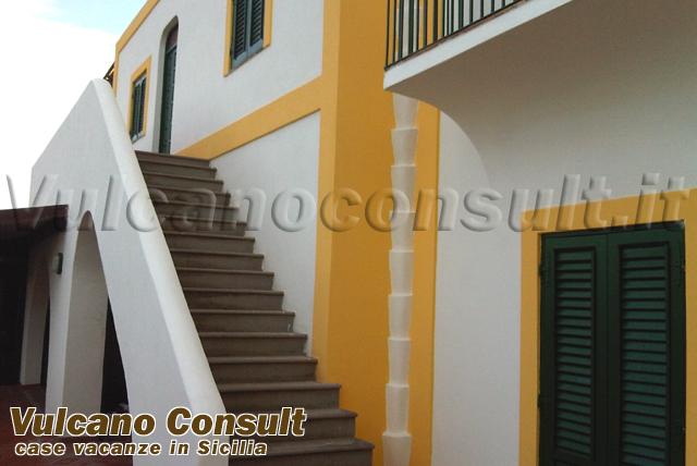 Villa lingua Salina