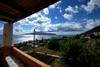 Il Panorama dalla terrazza