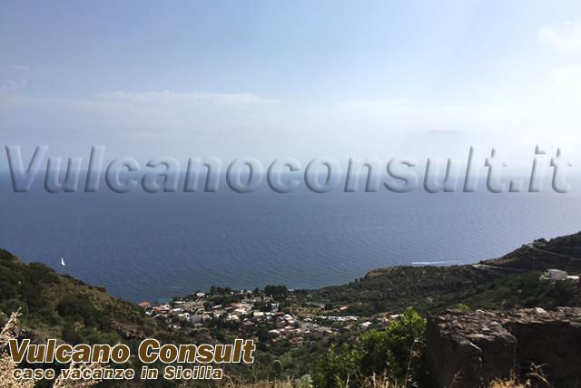 Rudere panoramico in vendita a Salina Leni Monte Stella