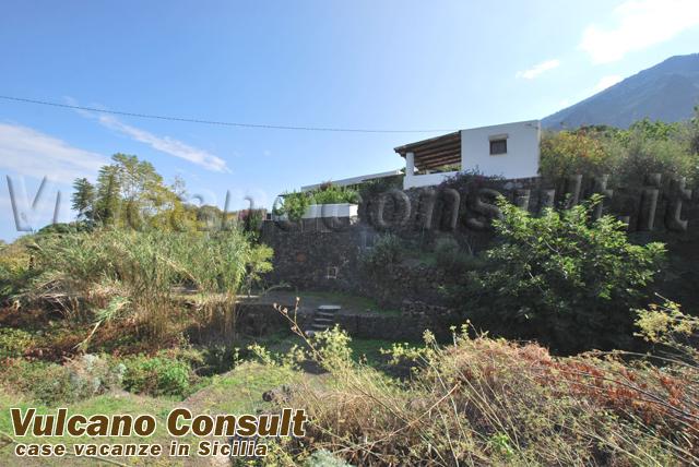 Vendesi villa Malfa Salina