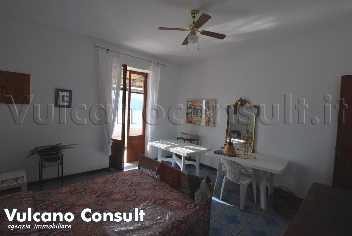 Casa vista mare Santa Marina Salina