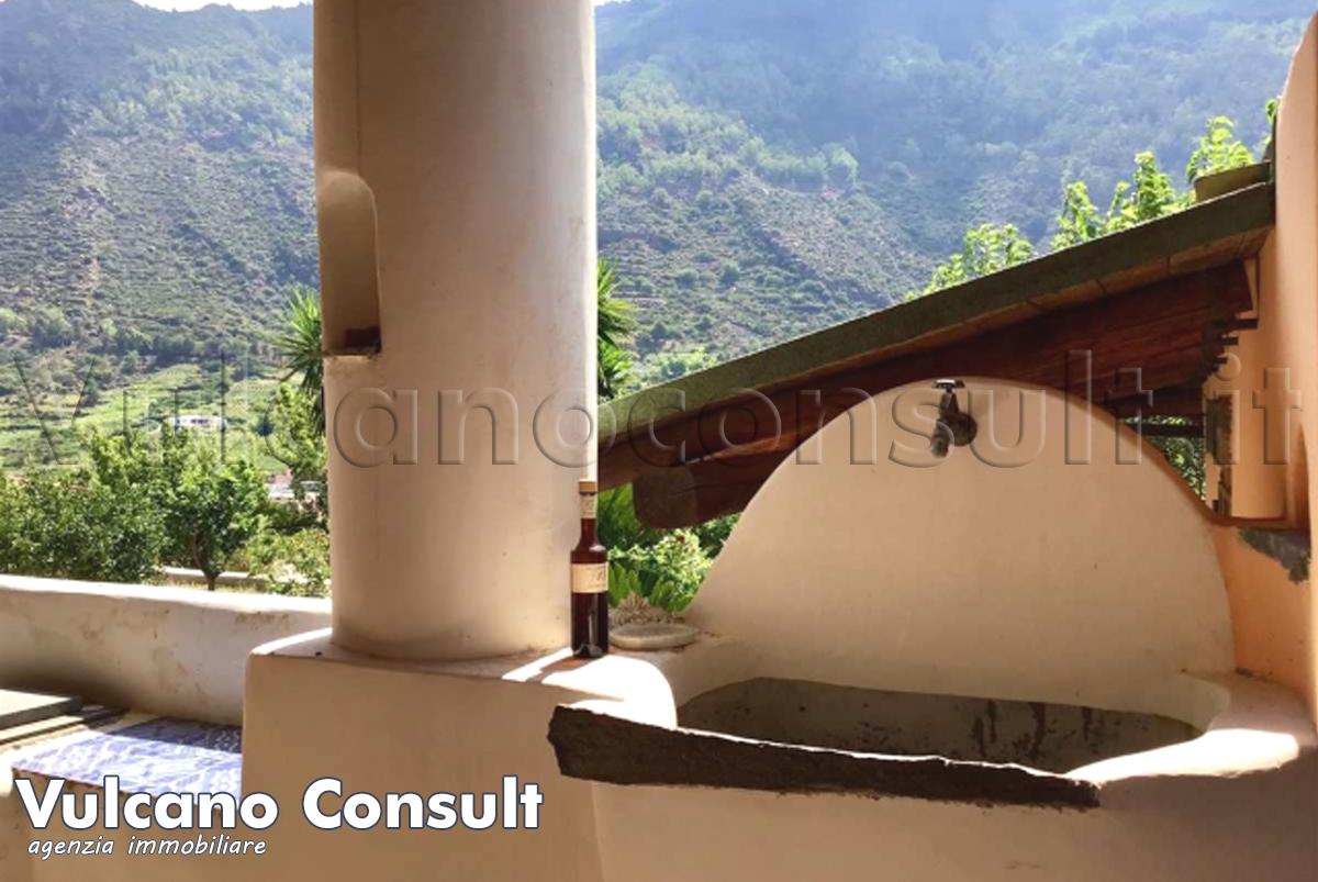 Casa eoliana a Valdichiesa Salina