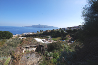 rudere / panorama vista mare