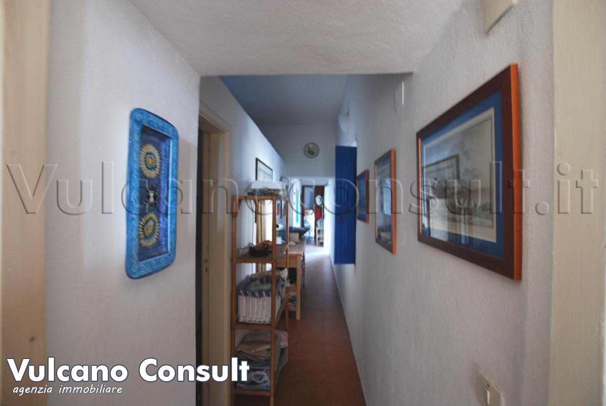 Casa tipica eoliana a Malfa Salina