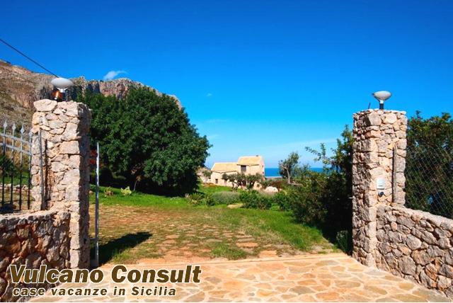 Villa di pietra San Vito lo Capo