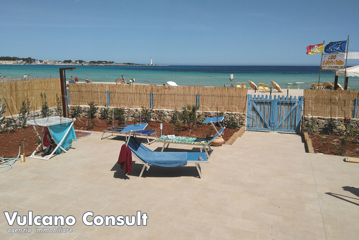 Casa Turchese Spiaggia San Vito lo Capo da 900