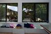veranda / living