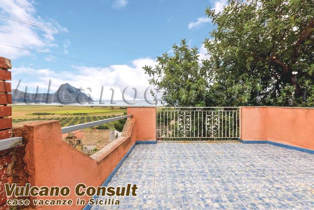 Casa vacanze con piscina Macari San Vito da 1189