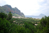 panorama dal terrazzino / solarim