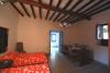 camera da letto doppia/ zona pranzo