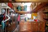 interno casa / soppalco