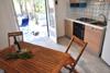 cucina / zona pranzo / divano letto doppio