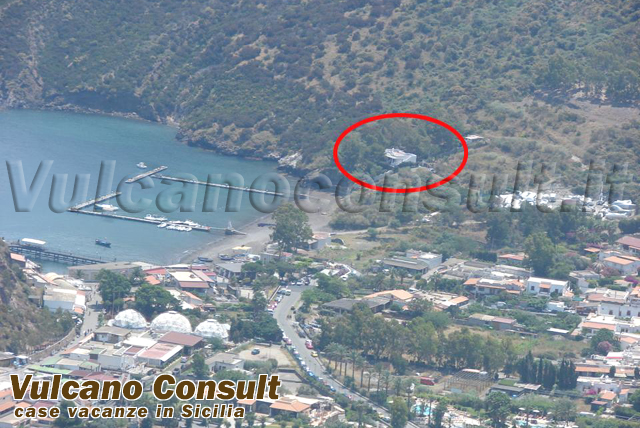 Villa Levante Vulcano
