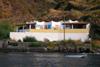 la casa vista dal mare