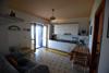 Cucina/living/divano letto