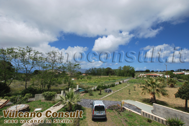 Villa indipendente Vulcano Piano Vulcano