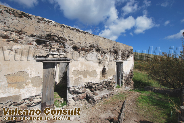 Farm house - Vulcano, Gelso