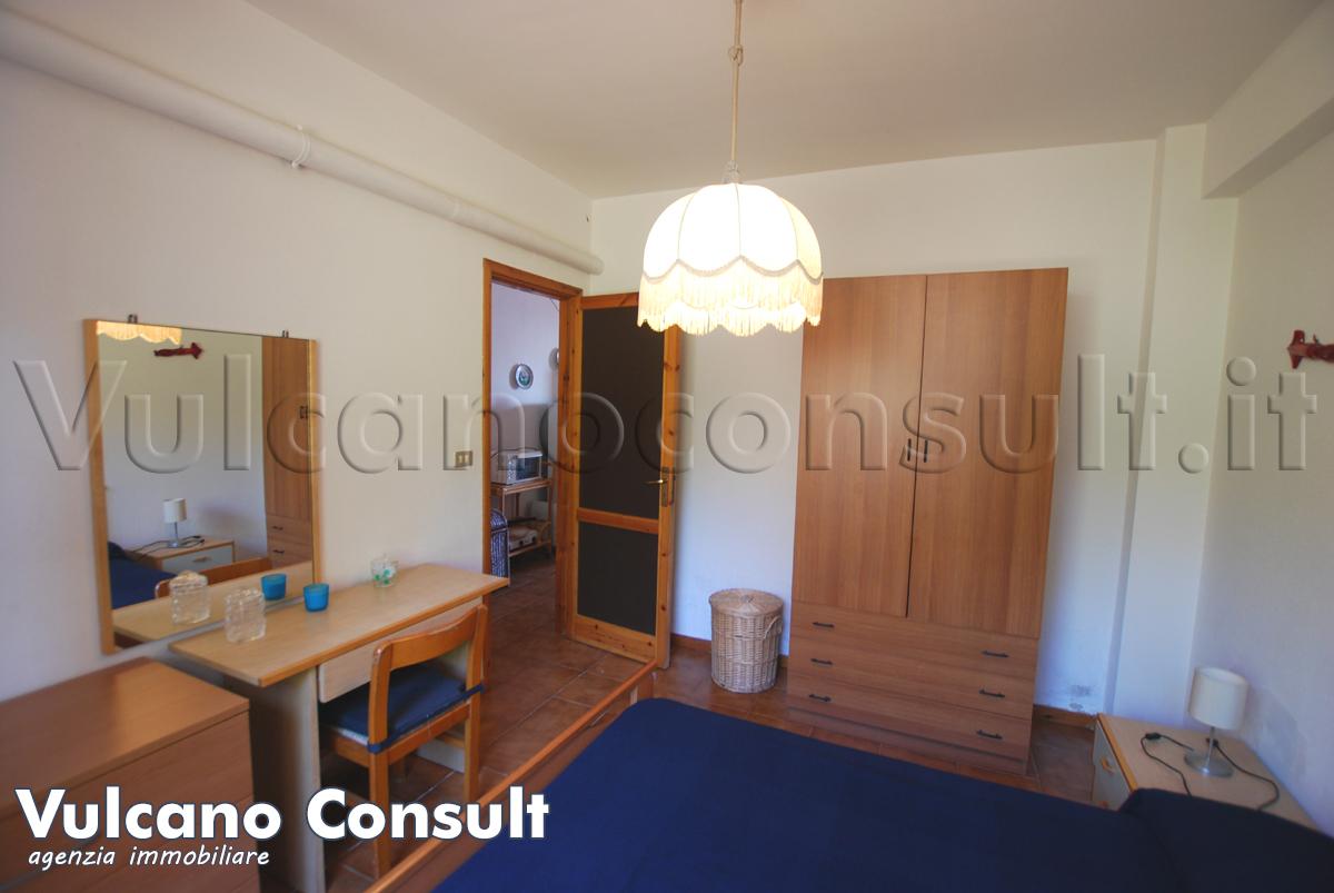 Appartamento vista mare Vulcano