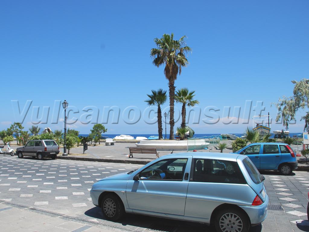 Canneto Beach Lipari