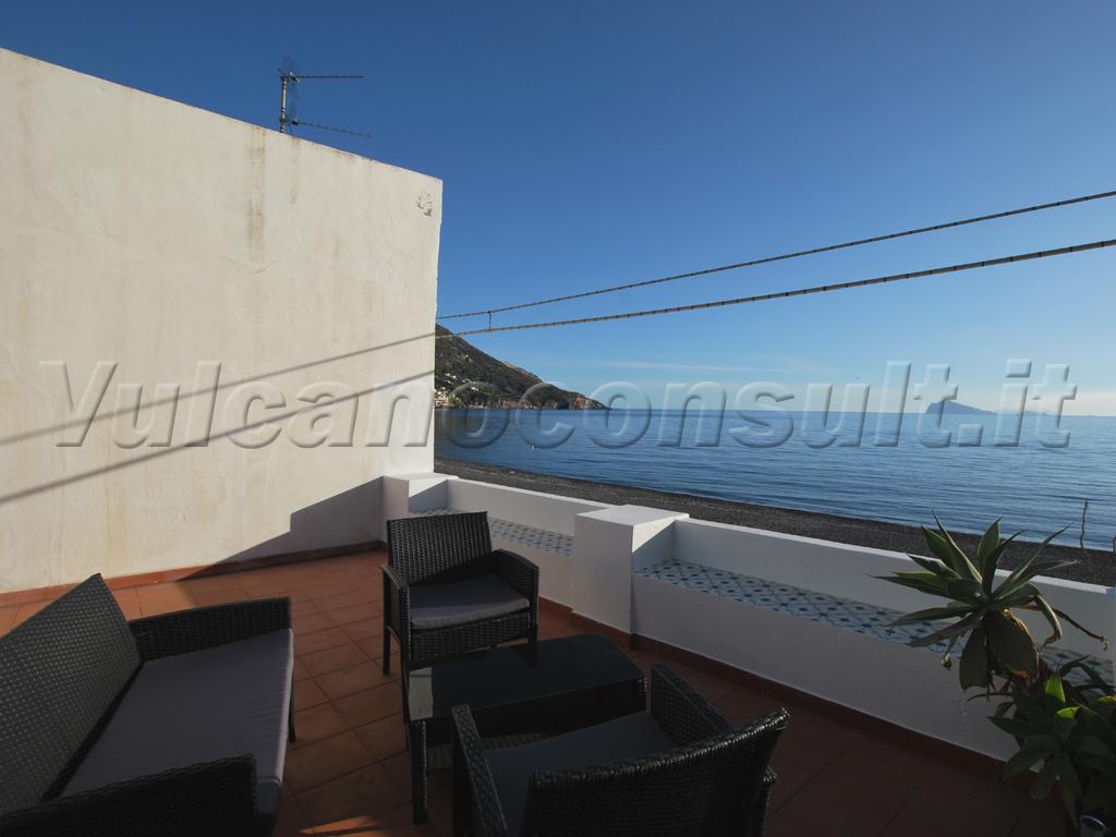 Casa Oasi beach Canneto Lipari
