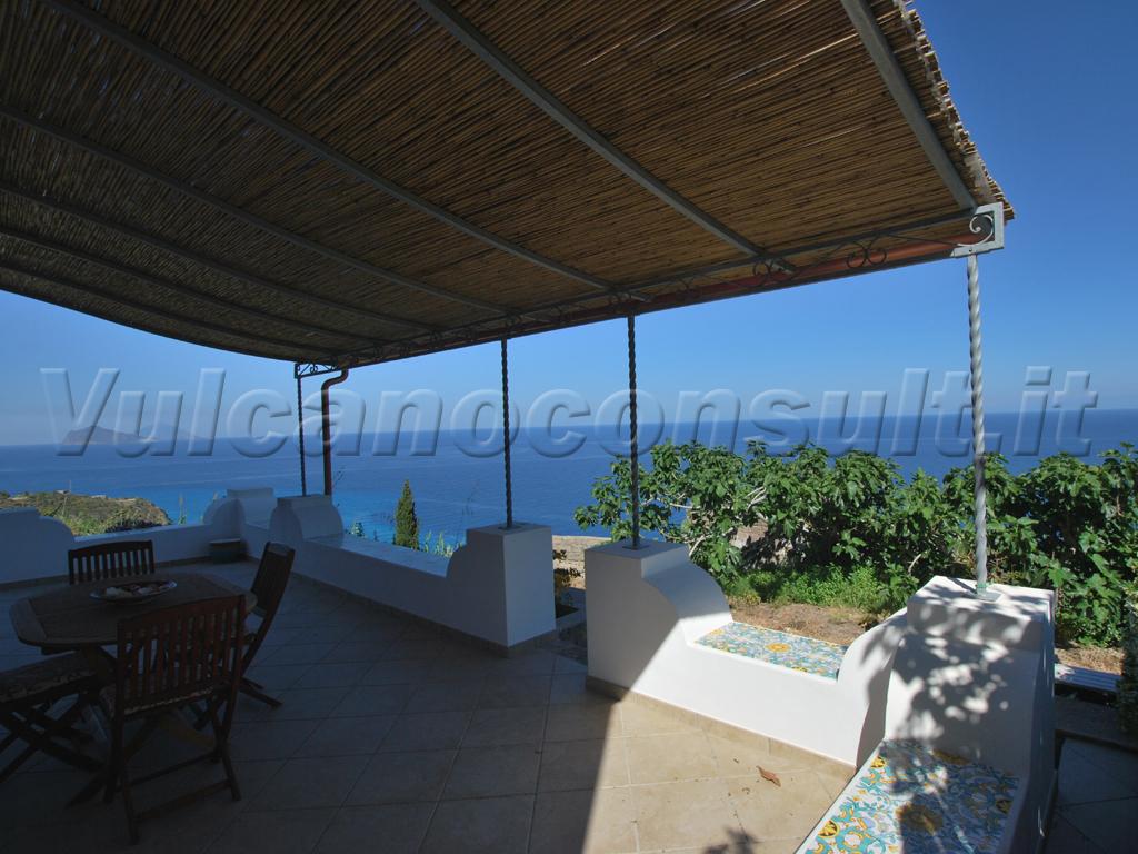 Villa miramare Canneto Lipari