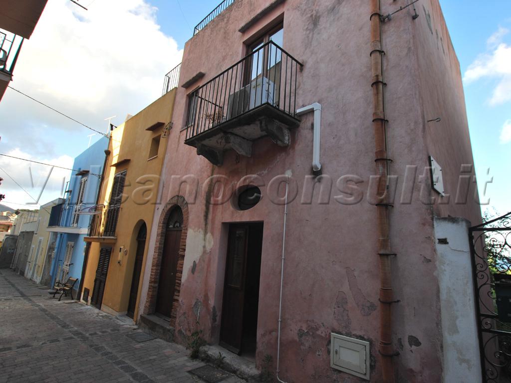 Casa maddalena Lipari