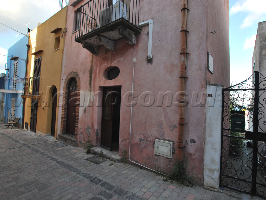 Casa Maddalena piano terra Lipari
