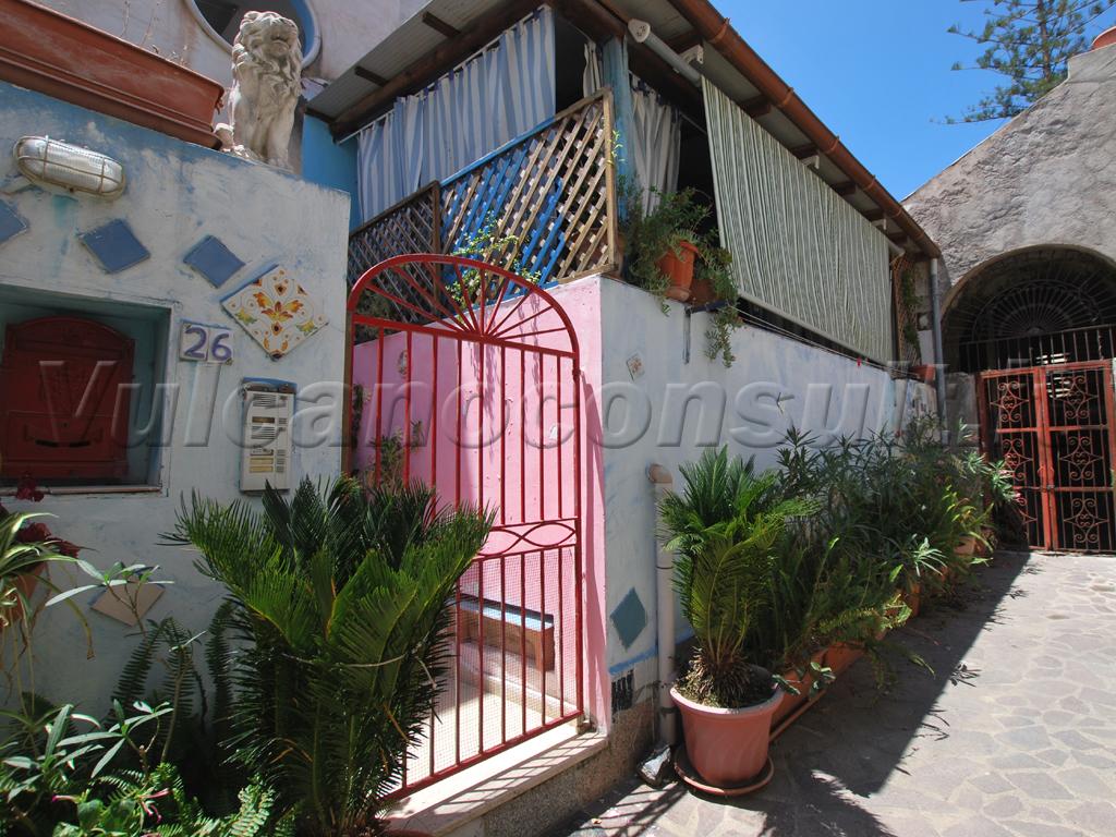 Casa dei colori Canneto Lipari